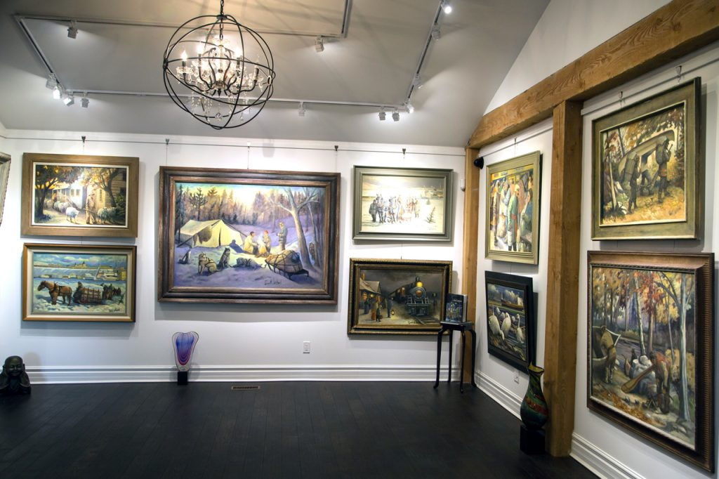 gallery event