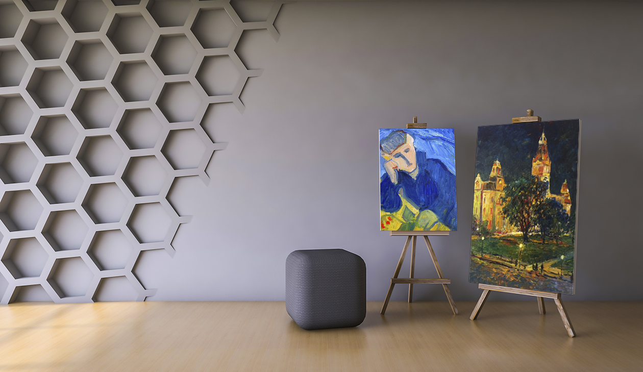 hexa painting