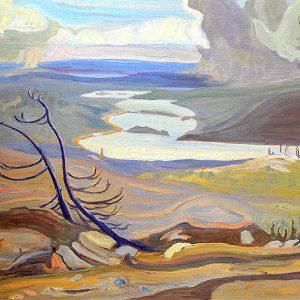 Burton Northern-Landscape