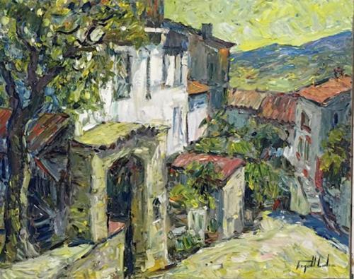 Le Village Perche La Cadiere D'Azur Provence