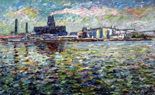 L'usine, Au Vieux Port