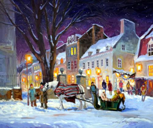 Promenade-hivernale-dans-le-vieux-Qubec