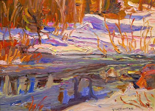 Spring-creek,-Lanark-County,-Ontario